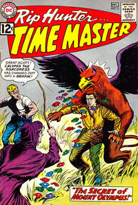 Cover Thumbnail for Rip Hunter ... Time Master (DC, 1961 series) #11