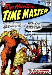 Cover Thumbnail for Rip Hunter ... Time Master (DC, 1961 series) #15