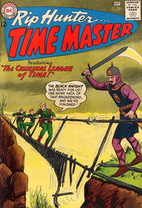 Cover Thumbnail for Rip Hunter... Time Master (DC, 1961 series) #16