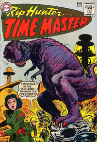 Cover Thumbnail for Rip Hunter ... Time Master (DC, 1961 series) #18