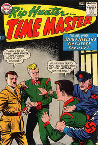 Cover Thumbnail for Rip Hunter ... Time Master (DC, 1961 series) #20