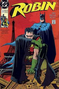 Cover Thumbnail for Robin (DC, 1991 series) #1 [Direct]