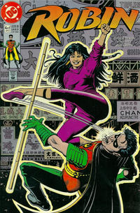 Cover Thumbnail for Robin (DC, 1991 series) #4
