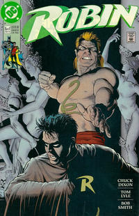 Cover Thumbnail for Robin (DC, 1991 series) #5 [Direct Edition]