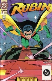 Cover Thumbnail for Robin (DC, 1993 series) #1 [DC Logo Variant]