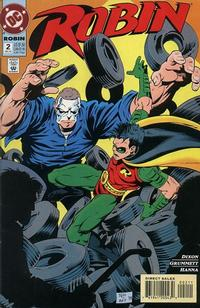 Cover Thumbnail for Robin (DC, 1993 series) #2 [Direct Sales]