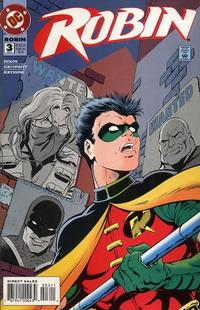 Cover Thumbnail for Robin (DC, 1993 series) #3 [Direct Sales]