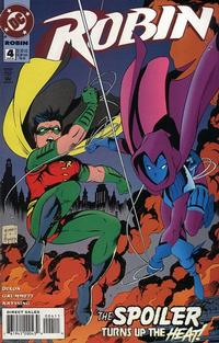 Cover Thumbnail for Robin (DC, 1993 series) #4 [Direct Sales]