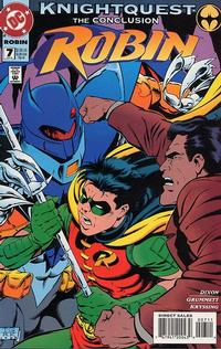 Cover Thumbnail for Robin (DC, 1993 series) #7 [Direct Sales]