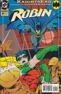 Cover Thumbnail for Robin (DC, 1993 series) #9 [Direct Sales]