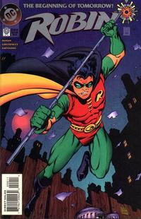 Cover Thumbnail for Robin (DC, 1993 series) #0