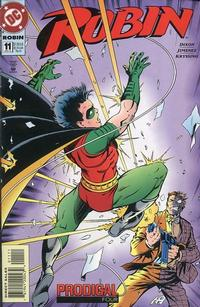 Cover Thumbnail for Robin (DC, 1993 series) #11