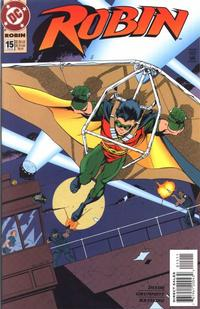 Cover for Robin (DC, 1993 series) #15