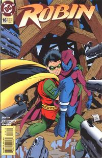 Cover Thumbnail for Robin (DC, 1993 series) #16