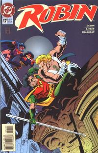 Cover Thumbnail for Robin (DC, 1993 series) #17