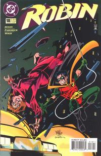 Cover Thumbnail for Robin (DC, 1993 series) #18