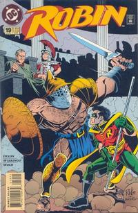 Cover Thumbnail for Robin (DC, 1993 series) #19