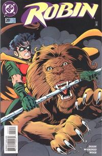 Cover Thumbnail for Robin (DC, 1993 series) #20