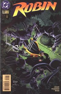 Cover Thumbnail for Robin (DC, 1993 series) #22