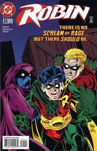 Cover Thumbnail for Robin (DC, 1993 series) #25