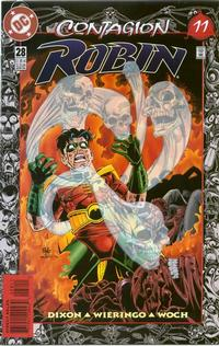 Cover Thumbnail for Robin (DC, 1993 series) #28