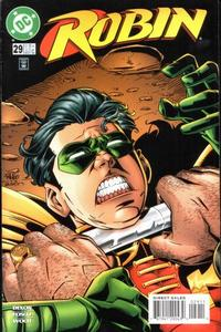 Cover Thumbnail for Robin (DC, 1993 series) #29 [Direct Sales]