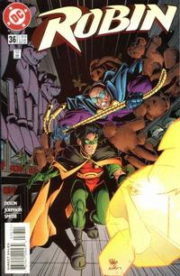 Cover Thumbnail for Robin (DC, 1993 series) #36
