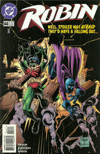 Cover Thumbnail for Robin (DC, 1993 series) #44