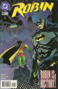 Cover for Robin (DC, 1993 series) #49
