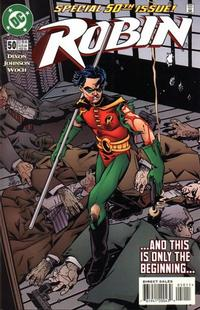 Cover Thumbnail for Robin (DC, 1993 series) #50