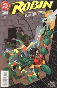 Cover Thumbnail for Robin (DC, 1993 series) #51