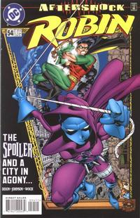 Cover Thumbnail for Robin (DC, 1993 series) #54