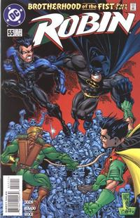 Cover Thumbnail for Robin (DC, 1993 series) #55