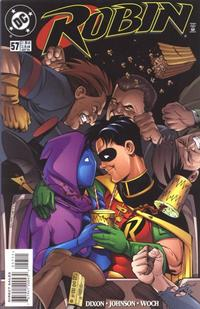 Cover Thumbnail for Robin (DC, 1993 series) #57