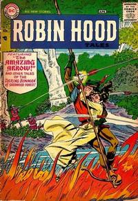 Cover Thumbnail for Robin Hood Tales (DC, 1957 series) #8