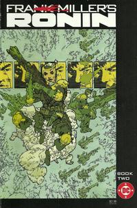 Cover Thumbnail for Rōnin (DC, 1983 series) #2