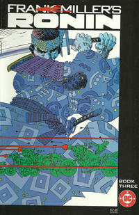 Cover Thumbnail for Rōnin (DC, 1983 series) #3