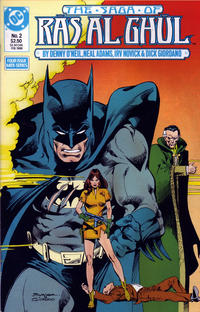 Cover Thumbnail for The Saga of Ra's Al Ghul (DC, 1988 series) #2
