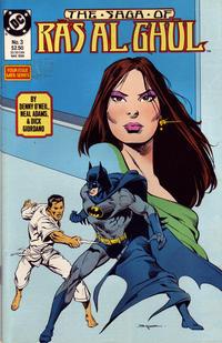 Cover Thumbnail for The Saga of Ra's Al Ghul (DC, 1988 series) #3