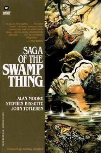 Cover Thumbnail for Saga of the Swamp Thing (Warner Books, 1987 series)