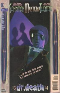 Cover for Sandman Mystery Theatre (DC, 1993 series) #23