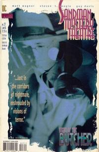 Cover Thumbnail for Sandman Mystery Theatre (DC, 1993 series) #27