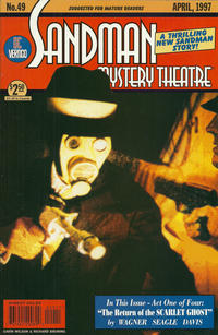 Cover Thumbnail for Sandman Mystery Theatre (DC, 1993 series) #49