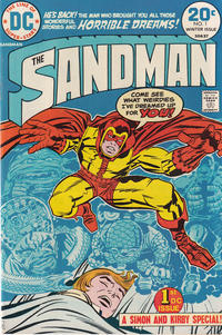 Cover Thumbnail for The Sandman (DC, 1974 series) #1