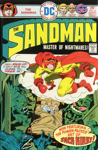 Cover Thumbnail for The Sandman (DC, 1974 series) #4