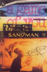 Cover Thumbnail for Sandman (DC, 1989 series) #35