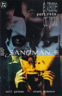 Cover Thumbnail for Sandman (DC, 1989 series) #37