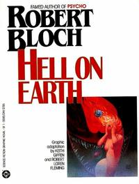 Cover Thumbnail for Science Fiction Graphic Novel (DC, 1985 series) #SF 1 - Hell on Earth