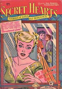 Cover Thumbnail for Secret Hearts (DC, 1949 series) #14