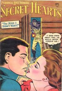 Cover Thumbnail for Secret Hearts (DC, 1949 series) #26